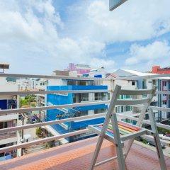 Апарт-Отель The Oddy Hip балкон