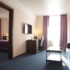 Гостиница Русь 4* Семейный номер с различными типами кроватей фото 10