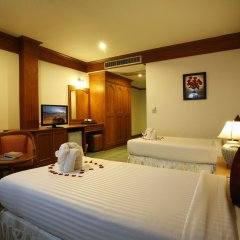Отель Jiraporn Hill Resort 3* Стандартный номер фото 7