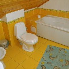Гостевой дом Воробьиное гнездо ванная фото 2