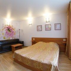 Гостиница Спутник 2* Апартаменты разные типы кроватей фото 3