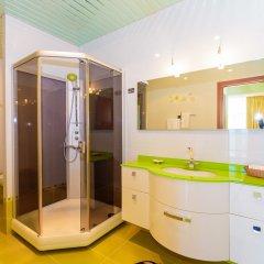 Гостиница Белый Грифон Люкс с различными типами кроватей фото 13