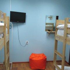 Хостел Африка Кровать в общем номере фото 6