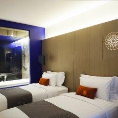 Отель Yama Phuket 4* Улучшенный номер разные типы кроватей
