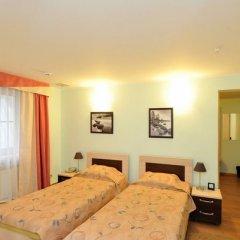 Hotel Olimpiya 3* Улучшенный номер с различными типами кроватей фото 8