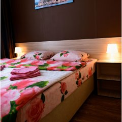Хостел Европа Стандартный номер с различными типами кроватей