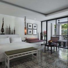 Отель Manathai Surin Phuket 4* Люкс повышенной комфортности разные типы кроватей