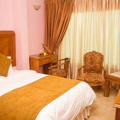 Отель AL ANBAT MIDTOWN Иордания, Вади-Муса - отзывы, цены и фото номеров - забронировать отель AL ANBAT MIDTOWN онлайн комната для гостей фото 3