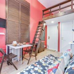 Апартаменты Sokroma Глобус Aparts Студия с различными типами кроватей фото 7
