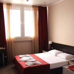 Гостиница Илиада Номер Комфорт с двуспальной кроватью фото 2