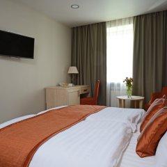 Гостиница ХИТ 3* Номер Делюкс с различными типами кроватей