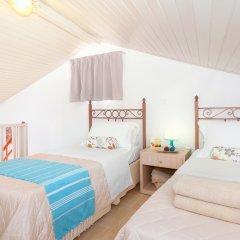 Notos Heights Hotel & Suites 4* Бунгало с различными типами кроватей фото 2