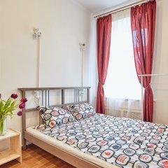 Хостел Абрикос Стандартный номер с разными типами кроватей