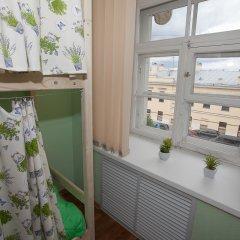 Хостел ВАМкНАМ Захарьевская Кровать в мужском общем номере с двухъярусной кроватью фото 4