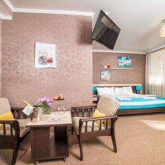 Гостевой дом Милотель Маргарита Улучшенный номер с разными типами кроватей фото 2