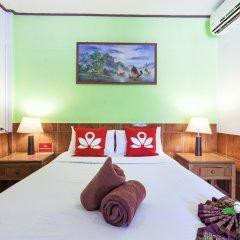 Отель ZEN Rooms Chaloemprakiat Patong комната для гостей