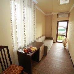 Гостиница Вавилон 3* Люкс с различными типами кроватей фото 9