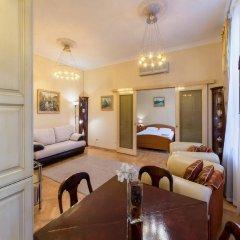 Апартаменты LikeHome Апартаменты Тверская Улучшенные апартаменты разные типы кроватей фото 10