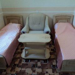 Гостиница Guest House Nika Номер с общей ванной комнатой с различными типами кроватей (общая ванная комната) фото 2