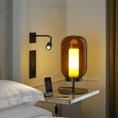 Отель Hôtel Opéra Richepanse 4* Люкс с различными типами кроватей фото 6