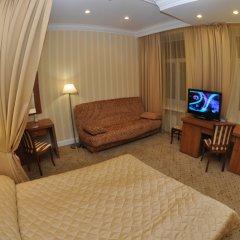 Invite Hotel Max 2* Номер Комфорт разные типы кроватей фото 4