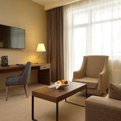 Гостиница Medical SPA Rosa Springs 4* Люкс с разными типами кроватей фото 2