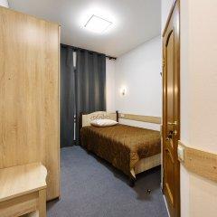 Мини-Отель Новотех Стандартный номер с различными типами кроватей фото 7