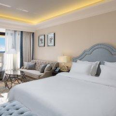 Гостиница Marina Yacht 4* Номер Делюкс с различными типами кроватей фото 4