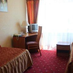 Гостиница Академическая Стандартный номер с различными типами кроватей фото 8