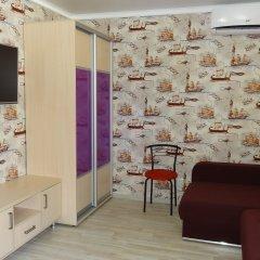 Гостевой Дом Золотая Рыбка Стандартный номер с различными типами кроватей фото 38