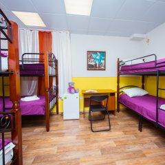 Хостел Берег Кровать в общем номере фото 10