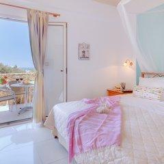 Notos Heights Hotel & Suites 4* Улучшенные апартаменты с различными типами кроватей фото 4