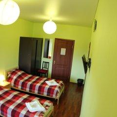 Мини-отель Мансарда Номер Эконом с разными типами кроватей (общая ванная комната) фото 4