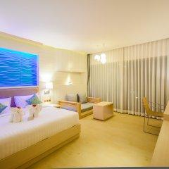 Курортный отель Crystal Wild Panwa Phuket 4* Стандартный номер с различными типами кроватей фото 6