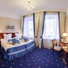 Бутик-Отель Золотой Треугольник 4* Улучшенный номер с различными типами кроватей фото 2