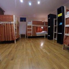 Гостиница Майкоп Сити Кровать в общем номере с двухъярусной кроватью фото 12