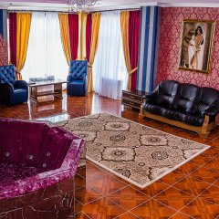Гостиница Малибу Люкс с разными типами кроватей фото 5