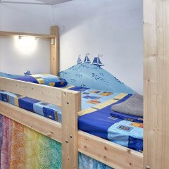 Хостел В центре Кровать в женском общем номере фото 3