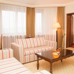 """Гостиница """"Президент-отель"""" 4* Полулюкс с различными типами кроватей фото 3"""