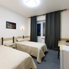 Мини-Отель Новотех Стандартный номер с различными типами кроватей фото 33