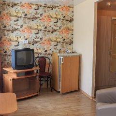 Гостиница Единство Стандартный номер с разными типами кроватей фото 18
