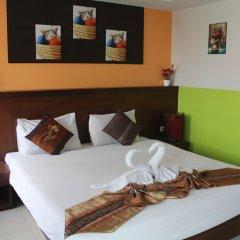 Green Harbor Patong Hotel 2* Стандартный номер разные типы кроватей фото 35