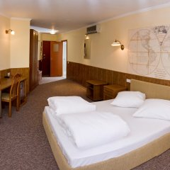 Гостиница Навигатор 3* Улучшенный номер с различными типами кроватей фото 10