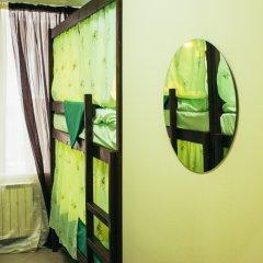 Хостел Найс Рязань Кровать в женском общем номере с двухъярусной кроватью фото 7