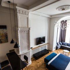 Апарт-Отель F12 Apartments Апартаменты Премиум с различными типами кроватей фото 5