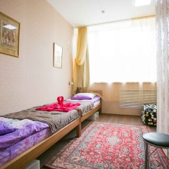 Хостел Рус - Иркутск Номер с общей ванной комнатой с различными типами кроватей (общая ванная комната) фото 13