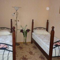 Хостел Центральный Стандартный номер с различными типами кроватей