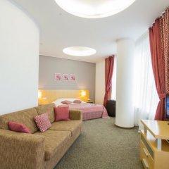 Гостиница Визави 3* Студия разные типы кроватей фото 4