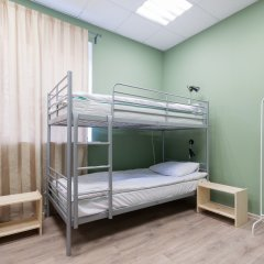 Хостел Story Кровать в женском общем номере двухъярусные кровати фото 7