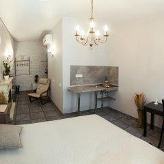 Мини-Отель Меланж Номер с общей ванной комнатой с различными типами кроватей (общая ванная комната) фото 2